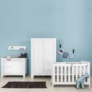 Complete Aankleding Babykamer.Cabino Babykamer Stockholm 3 Delig Goedkoopste Babykamers